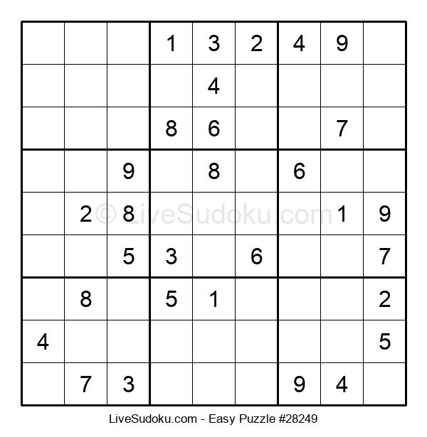 Beginners Puzzle #28249