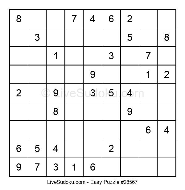 Beginners Puzzle #28567