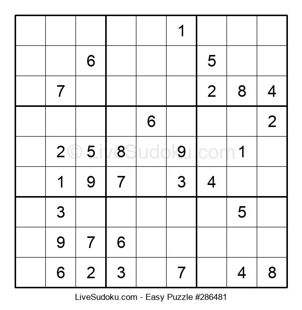 Beginners Puzzle #286481