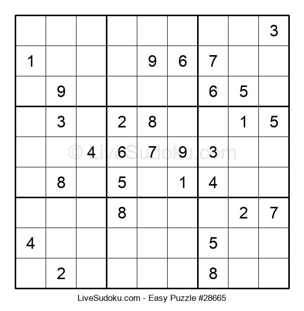 Beginners Puzzle #28665