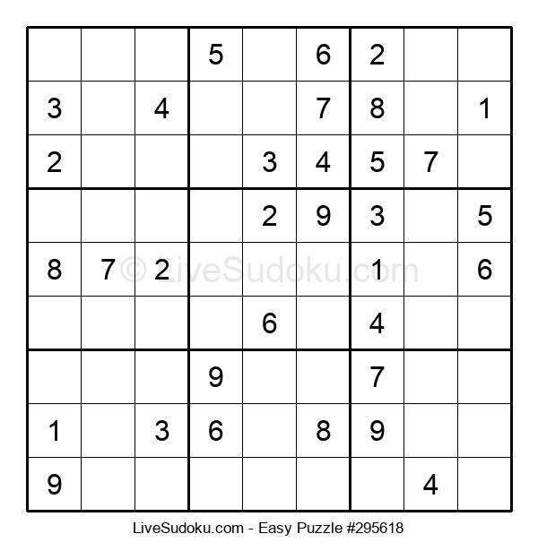 Beginners Puzzle #295618