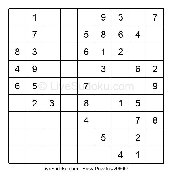 Beginners Puzzle #296664