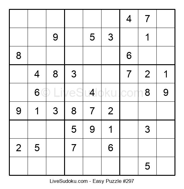 Beginners Puzzle #297