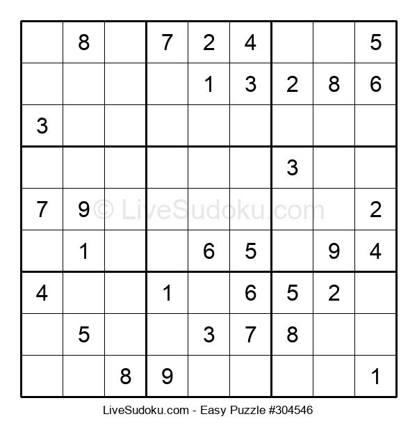 Beginners Puzzle #304546