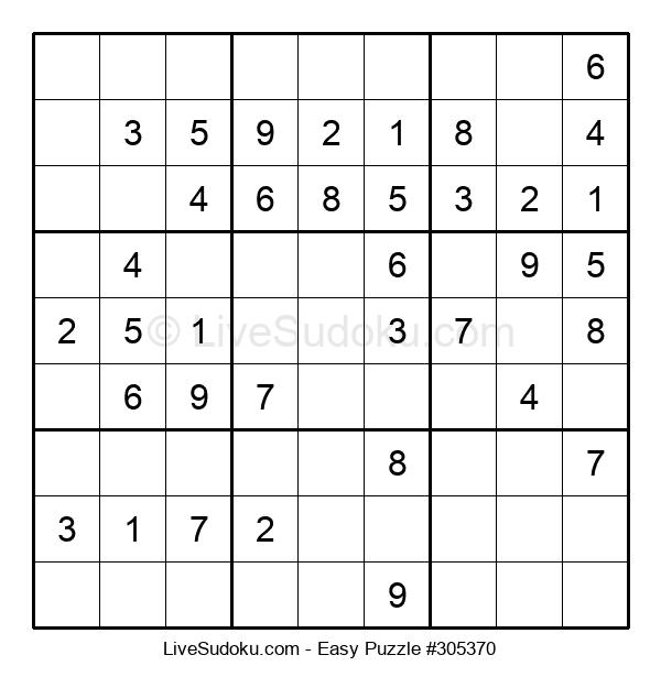 Beginners Puzzle #305370