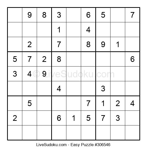 Beginners Puzzle #306546