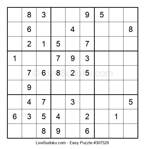 Beginners Puzzle #307529