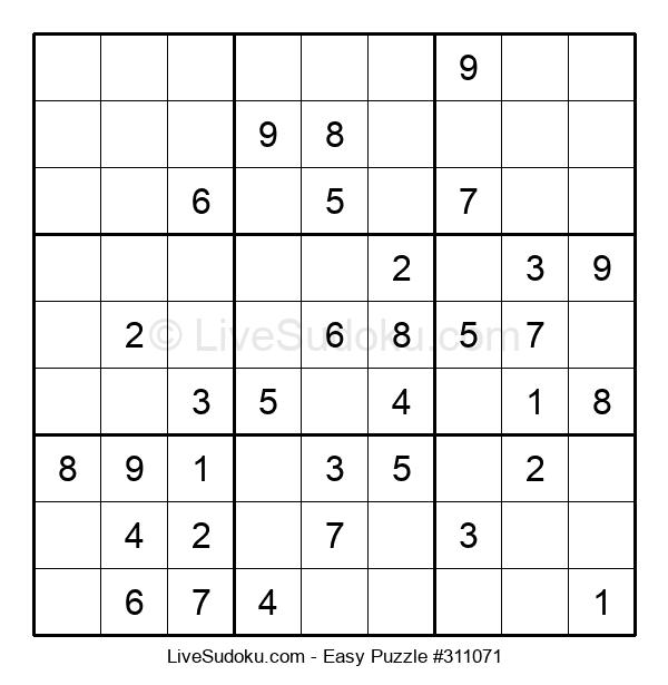 Beginners Puzzle #311071