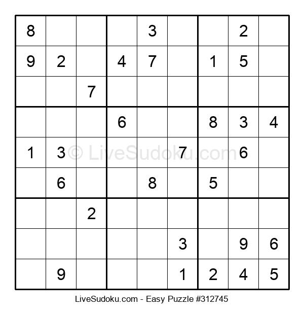 Beginners Puzzle #312745