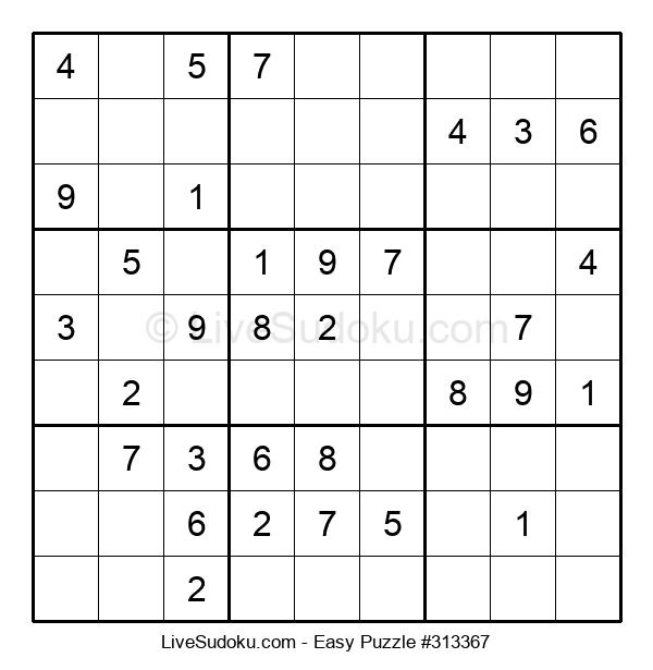Beginners Puzzle #313367