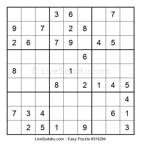 Beginners Puzzle #314284