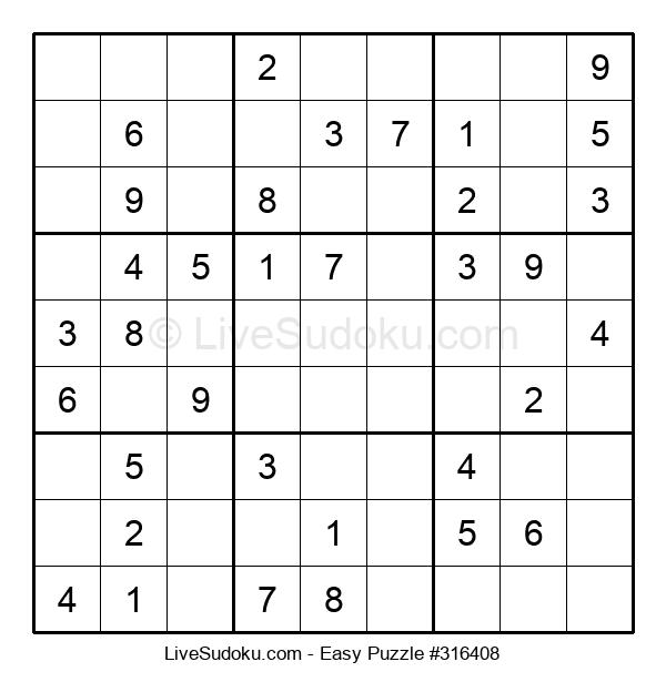 Beginners Puzzle #316408