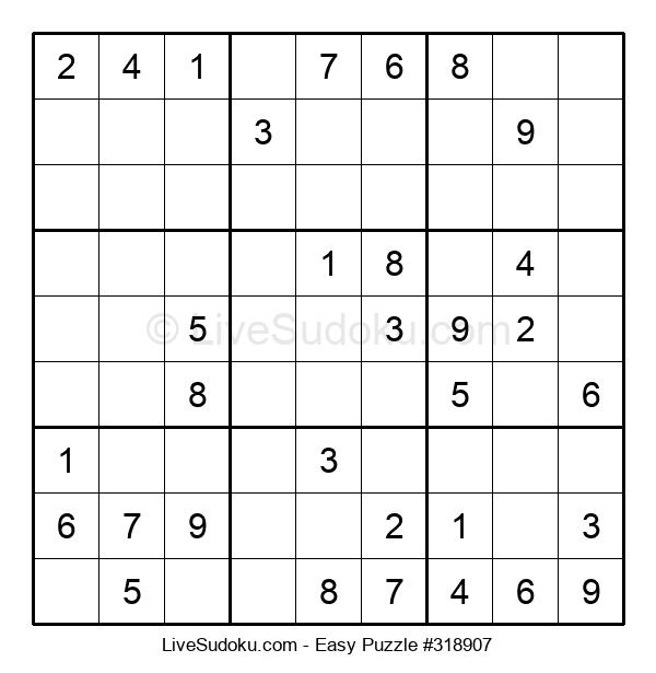 Beginners Puzzle #318907