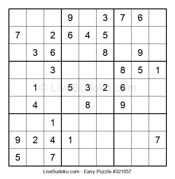 Beginners Puzzle #321057