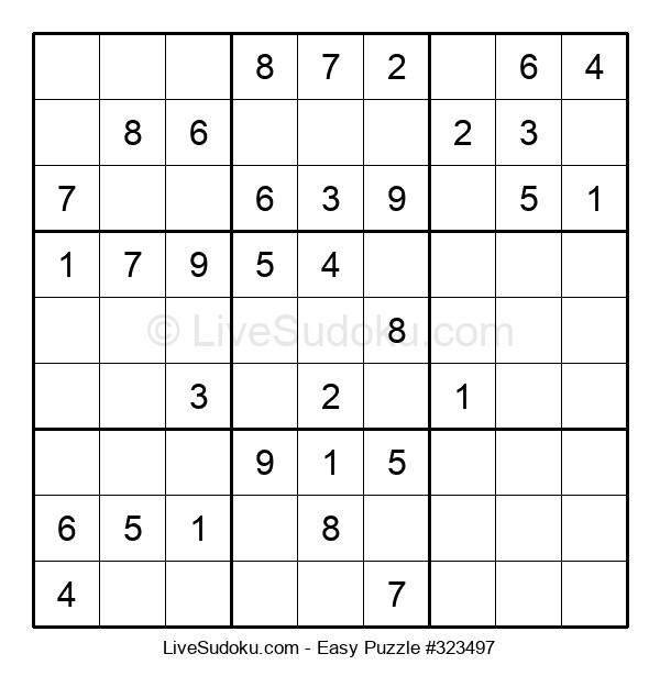 Beginners Puzzle #323497