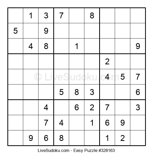 Beginners Puzzle #328163