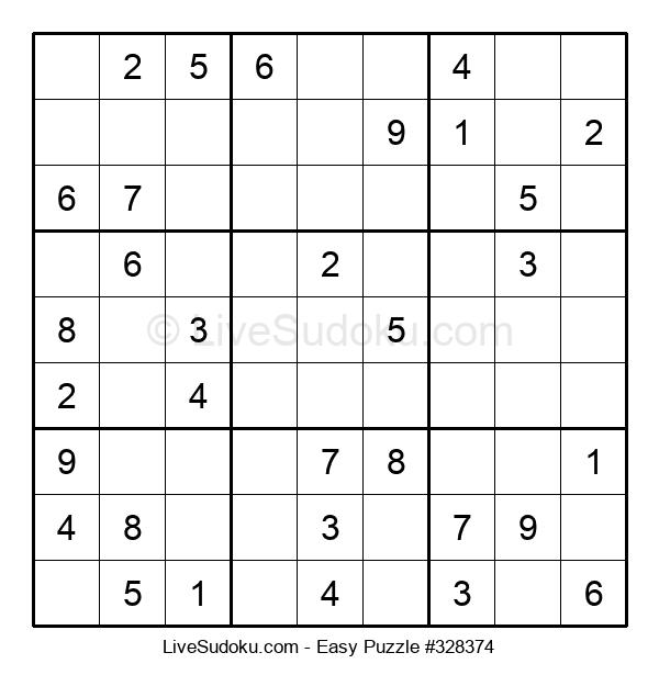 Beginners Puzzle #328374