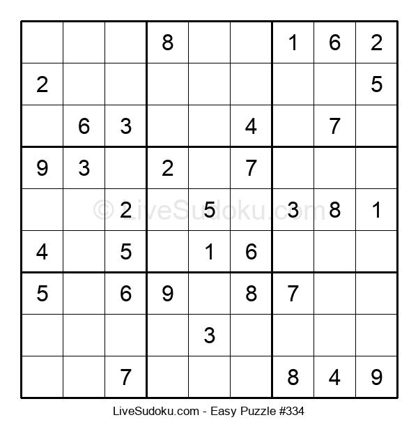 Beginners Puzzle #334