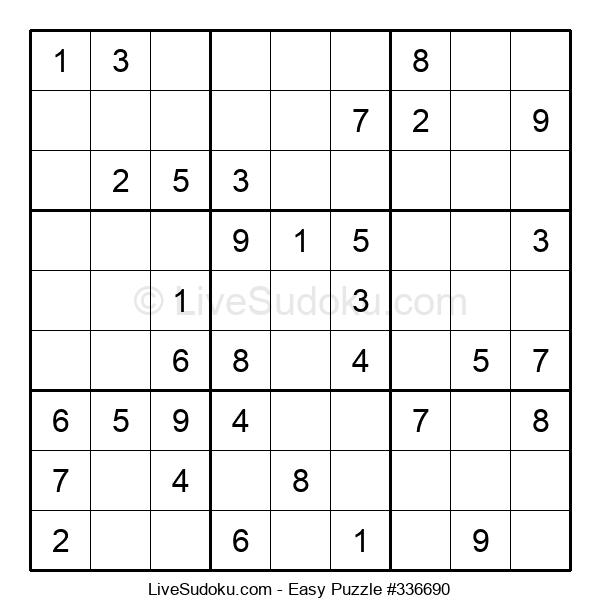 Beginners Puzzle #336690