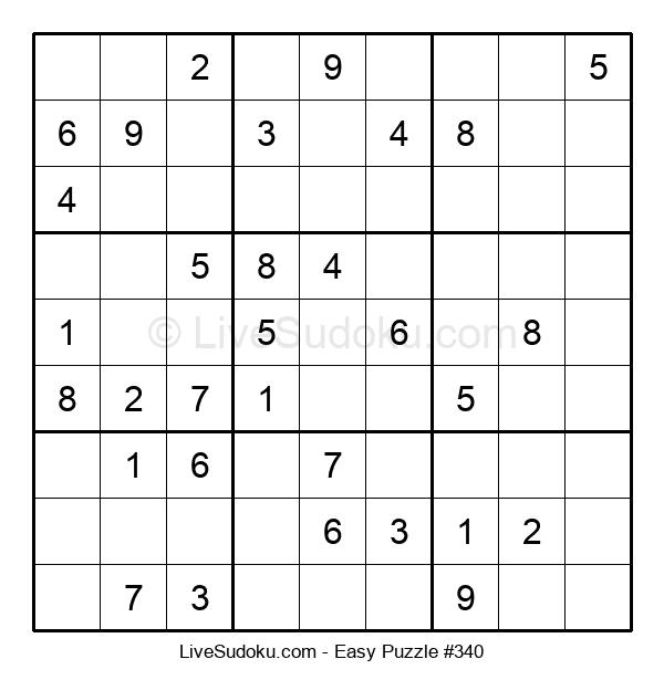 Beginners Puzzle #340