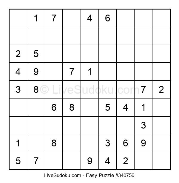 Beginners Puzzle #340756