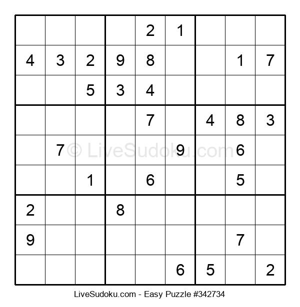 Beginners Puzzle #342734
