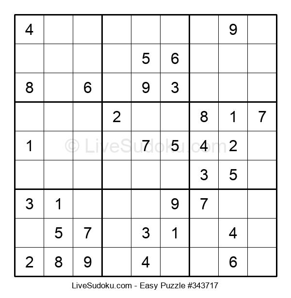Beginners Puzzle #343717