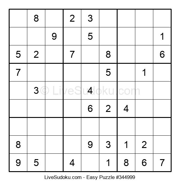 Beginners Puzzle #344999