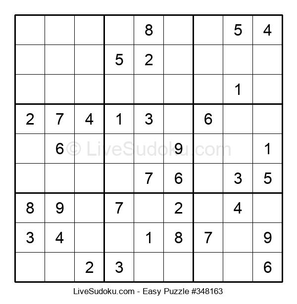 Beginners Puzzle #348163
