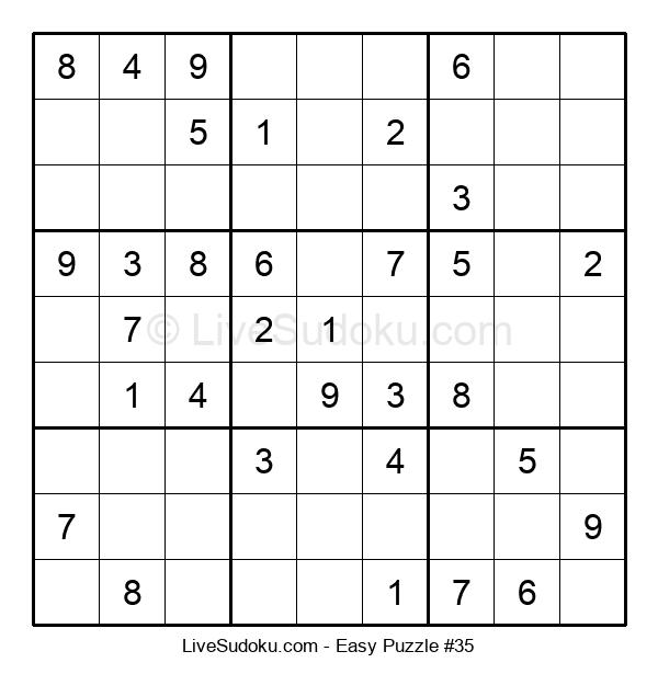 Beginners Puzzle #35