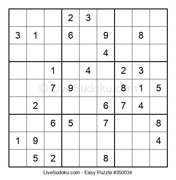 Beginners Puzzle #350034