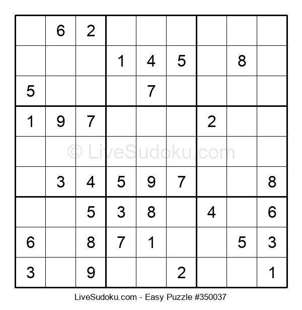 Beginners Puzzle #350037