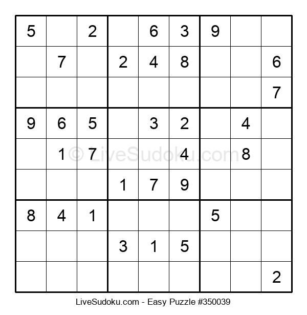 Beginners Puzzle #350039