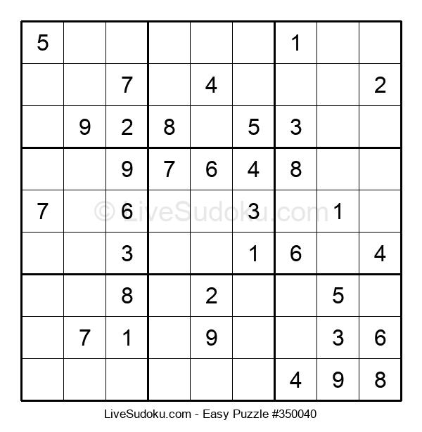 Beginners Puzzle #350040
