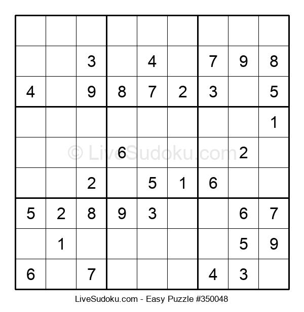 Beginners Puzzle #350048
