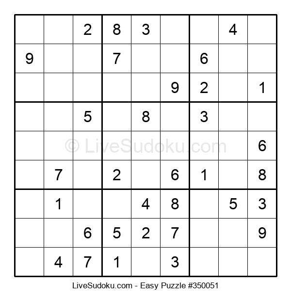 Beginners Puzzle #350051