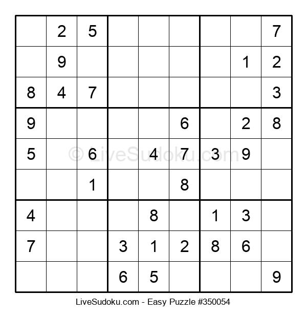 Beginners Puzzle #350054