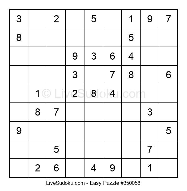 Beginners Puzzle #350058