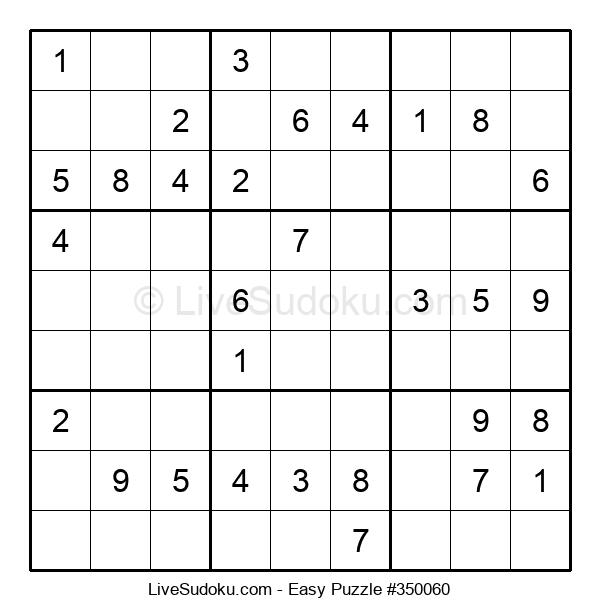 Beginners Puzzle #350060