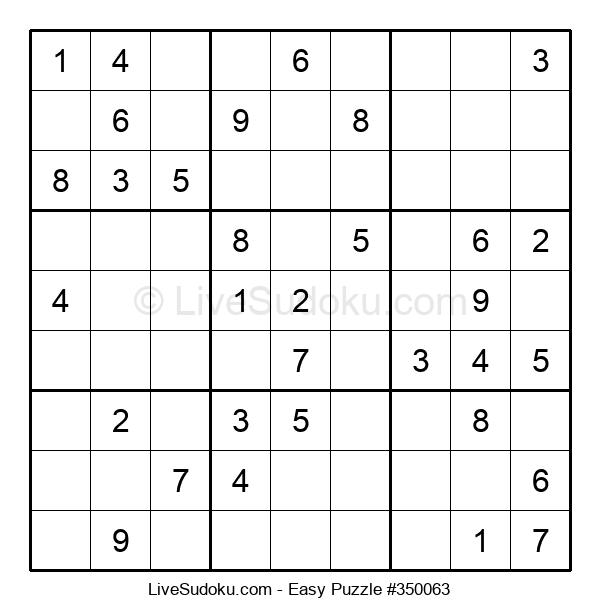 Beginners Puzzle #350063