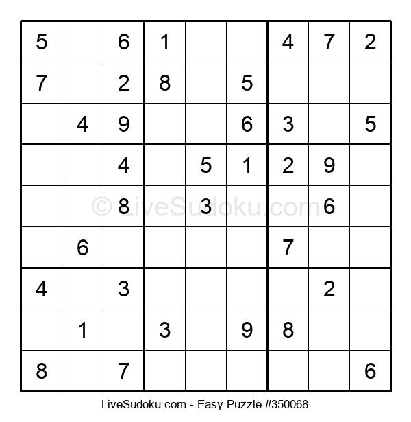 Beginners Puzzle #350068