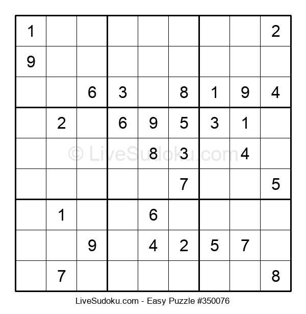 Beginners Puzzle #350076