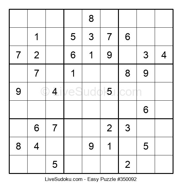 Beginners Puzzle #350092