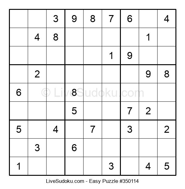Beginners Puzzle #350114
