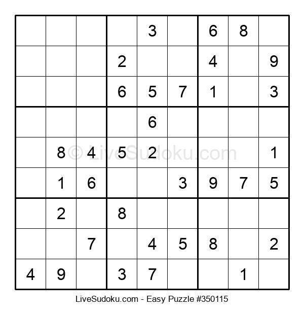 Beginners Puzzle #350115