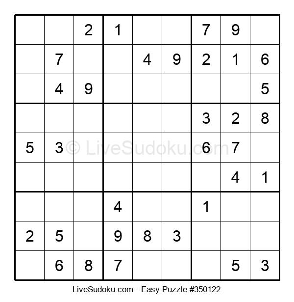 Beginners Puzzle #350122