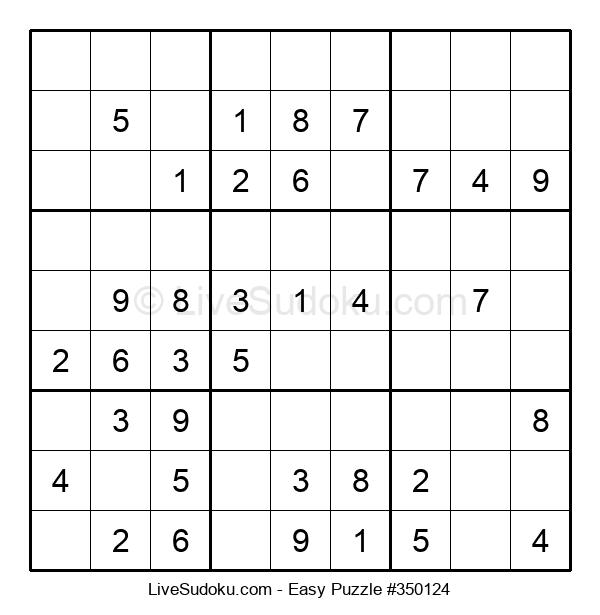Beginners Puzzle #350124