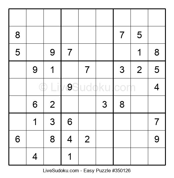 Beginners Puzzle #350126