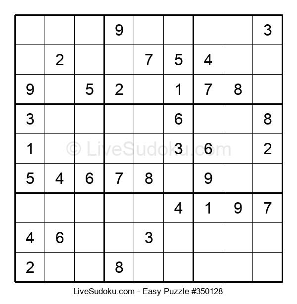 Beginners Puzzle #350128