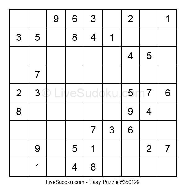 Beginners Puzzle #350129